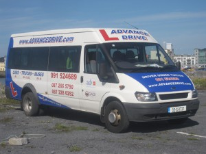 Advance Drive Galway MiniBus lessons