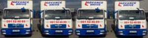Advance Drive Galway Rigid Truck Lessons