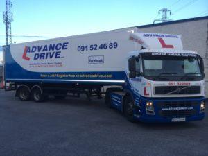 Advance Drive Artic Truck
