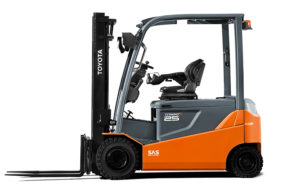 Advance Drive Counterbalance Forklift Truck