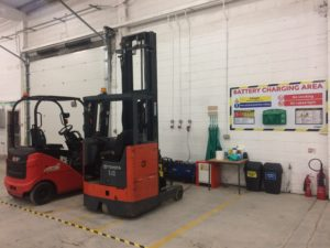 Advance Drive Forklift Training Galway
